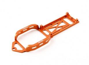 Tarot 450 PRO / PRO V2 de aluminio de la placa inferior - naranja (TL45029-03)