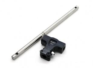 Tarot 450 Pro / Pro V2 DFC división de bloqueo del rotor principal Vivienda y Eje - Negro (TL48018-03)