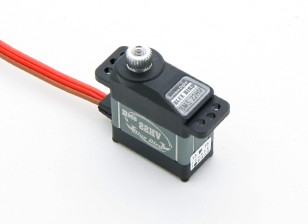 BMS-22HV alto voltaje servo micro (Metal Gear) de 2,5 kg / .05sec / 15,2 g