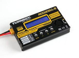 Turnigy Accucel 6-80W 10A del balanceador / cargador LiHV Capaz