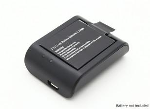 Cargador de batería - Cámara Turnigy ActionCam 1080P HD Video