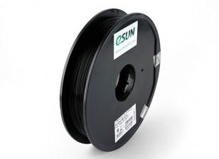 ESUN 3D Filamento impresora Negro 1,75 mm 0,5 kg PLA Carrete