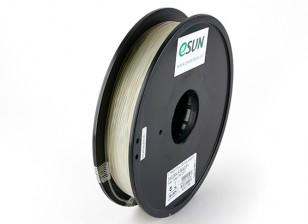 Impresora 3D ESUN Filamento Natural 1,75 mm 0,5 kg PLA Carrete