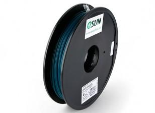 ESUN 3D Filamento impresora 3mm verde PLA 0,5 kg Carrete