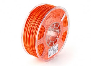 Impresora 3D ESUN Filamento Naranja 3mm ABS 1kg rollo