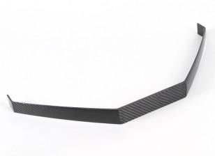 La fibra de carbono para el tren de aterrizaje adicional 260 (50cc)