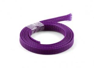 Malla de alambre de Guardia púrpura de 6 mm (1m)