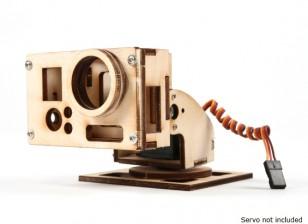 Thrifty cardán para la cámara GoPro3