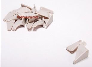 Control de los cuernos (grande) 50x26mm (10pcs / bag)