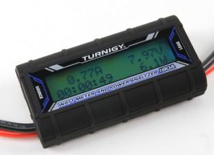 Turnigy 180A Medidor de vatios de potencia y analizador