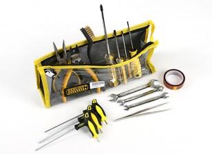 Kit de herramientas de impresora Turnigy Fabrikator 3D con bolsa de almacenamiento
