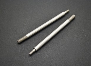 Amortiguador trasero Eje - Basher SaberTooth 1/8 Escala Truggy Nitro (2pcs)