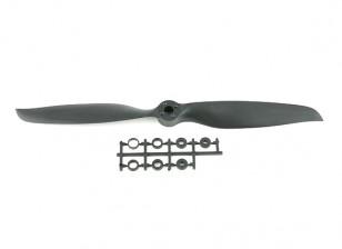 TGS plegable de precisión de la hélice 10x5 Negro (1 unidad)