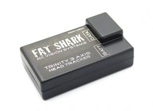 FatShark Trinidad 3 eje externo seguidor de cabeza