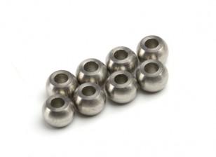 BSR Beserker 1/8 Truggy - 6,8 mm Suspensión pivote de bola (8pcs) 926848