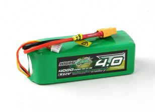 Multistar LiHV High Capacity 4000mAh 3S 10C Multi-Rotor Lipo Pack