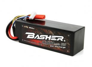 Basher 4000mAh 6S Estuche duro paquete de 65C