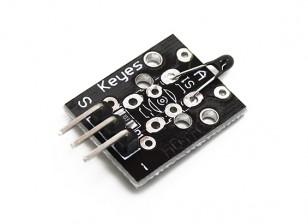 Módulo del sensor de temperatura analógico Keyes para Arduino