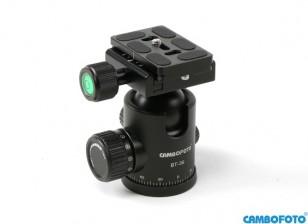 Sistema de jefes de Cambofoto BT36 de la bola para la cámara de Tri-Pods