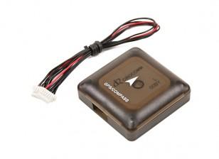 UBLOX Micro M8N Módulo Compás GPS (1 unidad)