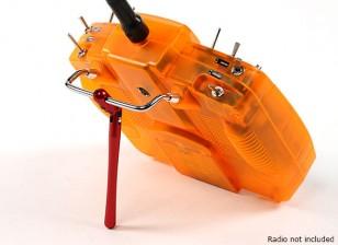 Transmisor de radio base (rojo)