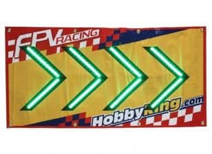 FPV Racing LED Señal de flecha (Derecha)