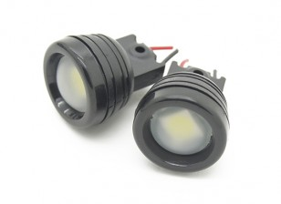 Walkera Runner 250 - Luz LED blanco (2pcs / bolsa)