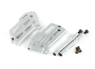 Tarot CNC de aluminio CES cubre la parte trasera de TL250 y TL280 de fibra de carbono multi-rotores