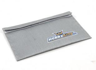 HobbyKing® ™ ignífugo LiPoly batería bolsa (Flat) (230x140mm) (1 unidad)