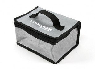 Turnigy® ignífugo LiPoly batería bolsa (cremallera) (200x155x95mm) (1 unidad)