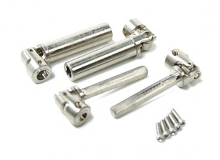 Upgrade/Spare Part 35mm Alu. Center CVD for use with Optional Axles - OH35P01 1/35 Rock Crawler