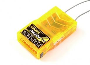 OrangeRx R820X V2 8Ch 2,4 GHz DSM2 / DSMX Comp Rx de gama completa w / Sat, Div Hormiga, F / Safe & CPPM