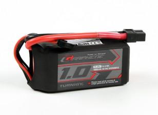 El grafeno Turnigy 1000mAh 65C Lipo 4S paquete w / XT60
