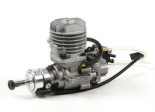 RCGF 10CC de 2 tiempos solo cilindro del motor de gas w / CD-ignición 1.9HP@12000RPM