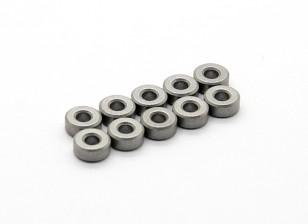 Cojinete (10 piezas) - Basher Rocksta 1/24 4WS Mini Rock Crawler