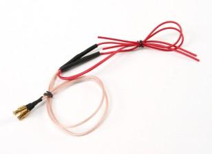 Scherrer Rx700LR receptor UHF de Largo Alcance - Repuesto Antena Rx