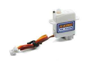 HobbyKing ™ HK-5330S Ultra-Micro Servo Digital 0.17kg / 0.04sec / 1,9 g