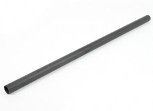 La fibra de carbono del tubo redondo 1000x40x37mm