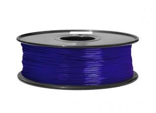 HobbyKing 3D Filamento impresora 1.75mm ABS 1kg Carrete (P.2746C azul)