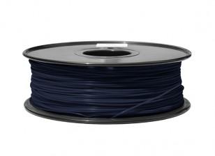 HobbyKing 3D Filamento impresora 1.75mm ABS 1kg de cola (que cambia de color - gris a blanco)