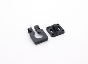 Lente de la cámara DIATONE montaje ajustable para cámaras en miniatura (Negro)