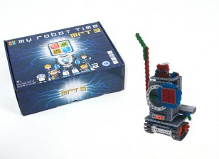 Robot Kit Educativo - Curso Intermedio MRT3-3