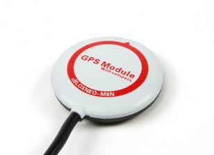 Mini Ublox NEO-M8N GPS para la Revolución CC3D (Cleanflight firmware)