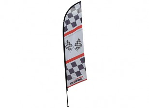 Bandera de Aire Racing Gemfan FPV 340cm
