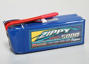 40C ZIPPY Flightmax 5000mAh 5S1P