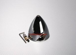 Aluminio Prop Spinner 76mm / diámetro de 3.0 pulgadas