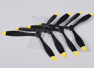 3-Blade Prop Set  10x7 (CW)