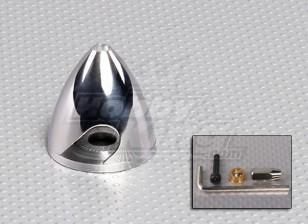 Aluminio Prop Spinner 51mm / diámetro 2.0inch / 4 Cuchilla