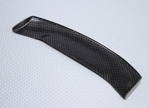 1/10 ala de fibra de carbono (Negro)