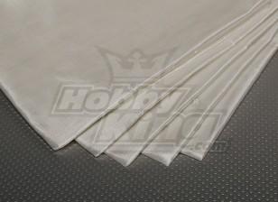 La fibra de vidrio de tela 450x1000mm 48 g / m2 (ultra fino)